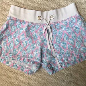 FLASH SALE Lilly Pulitzer Linen Beach Shorts